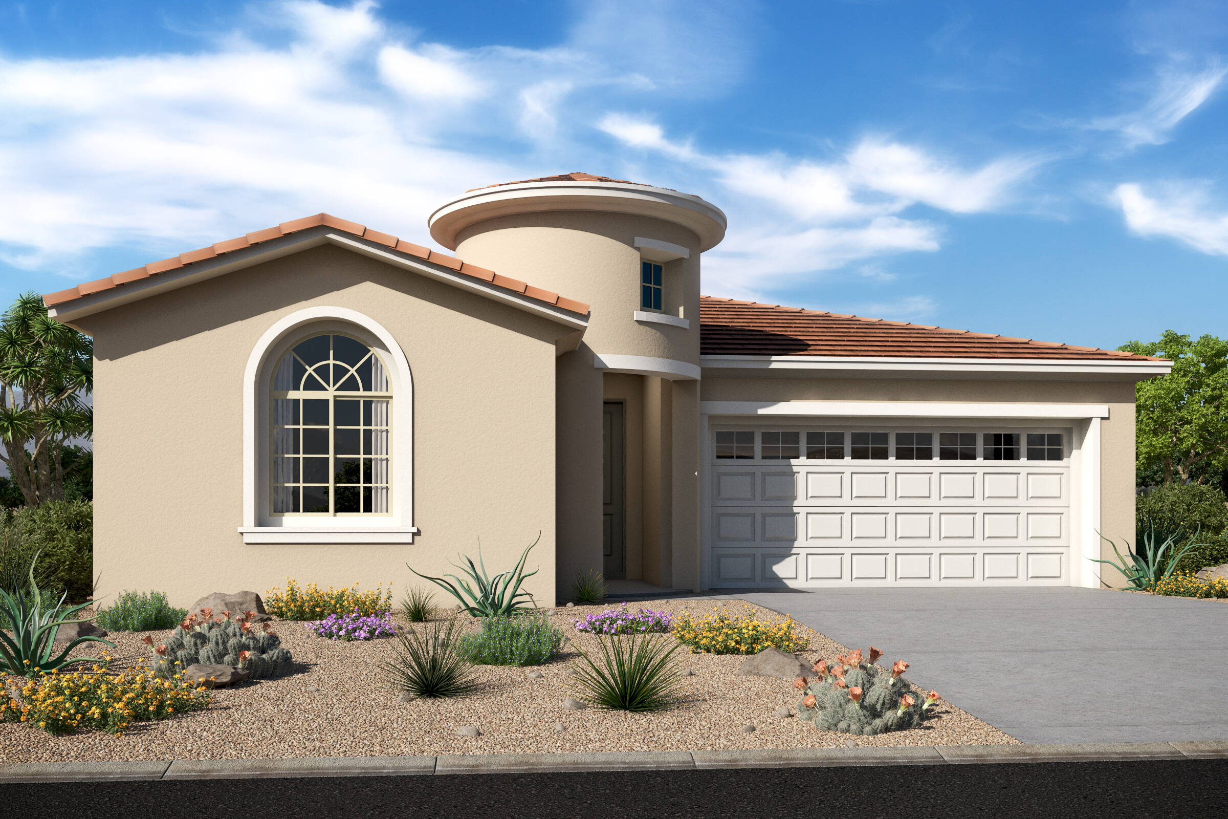 superior verrado home builders #3: ... grace mediterranean c new homes affinity at verrado ...