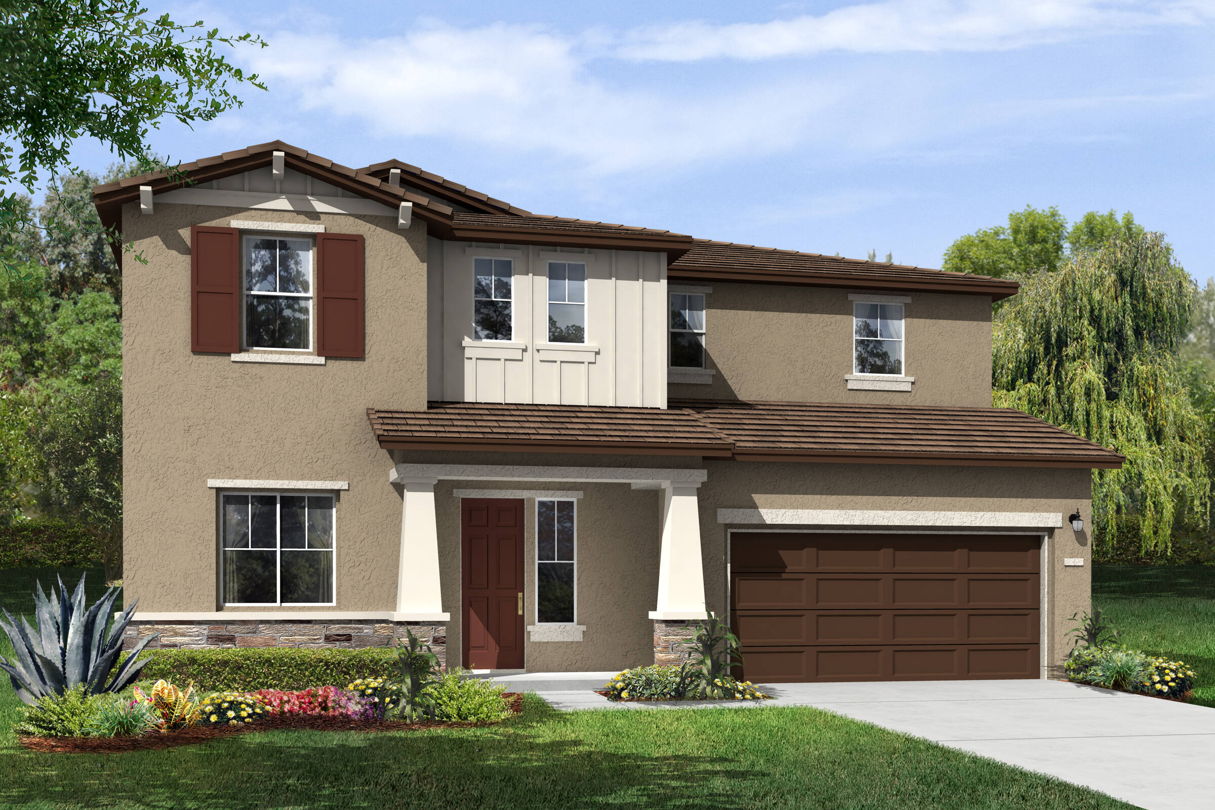 canopy 4525 b craftsman new homes parkside