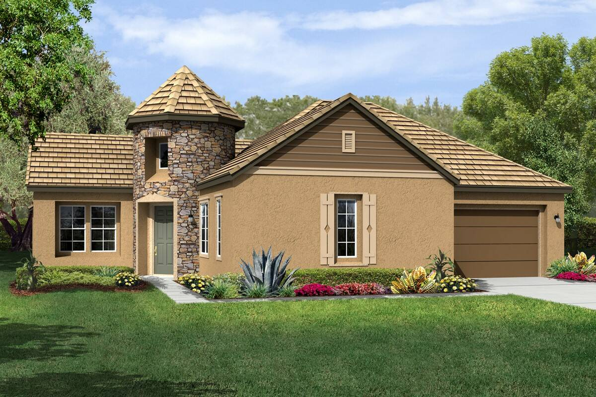 The Executive Collection at Meridian Hills - New Homes in Moorpark, CA