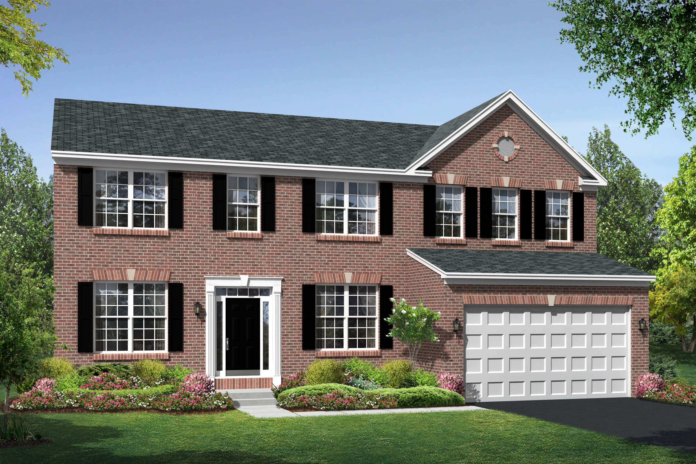 delaware a traditional new homes at hidden brook in delaware