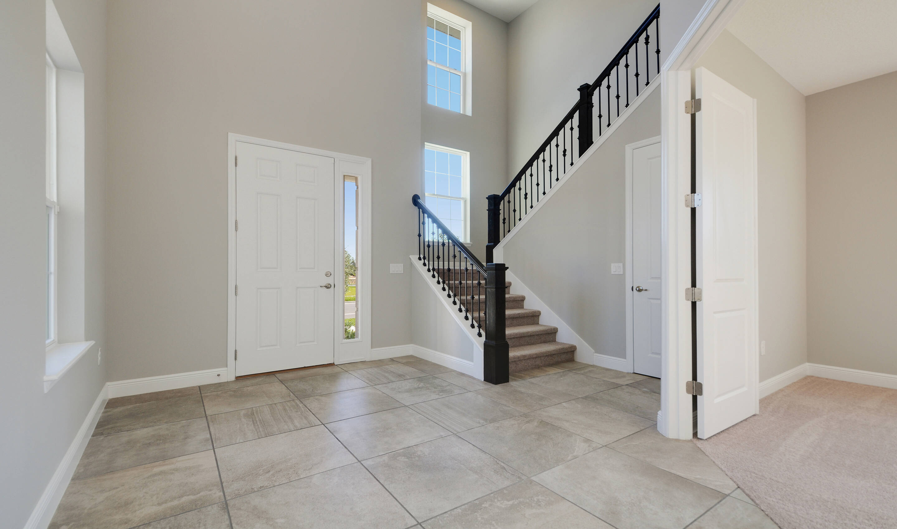 highlands at summerlake groves marisol staircase quick move in winter garden florida