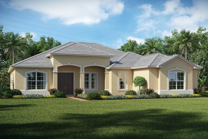 Redtail New Homes In Sorrento Fl