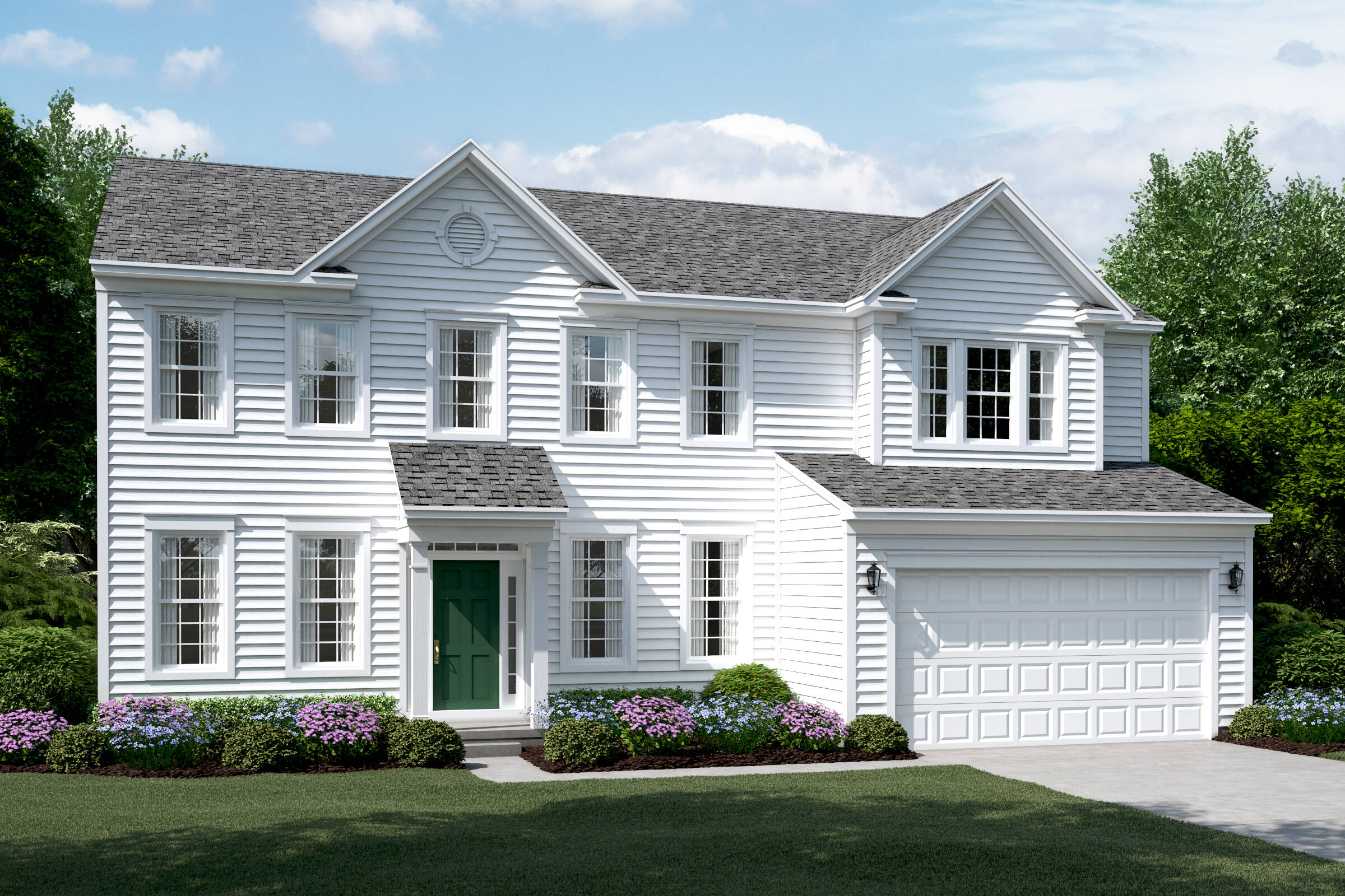 dover b siding sagebrook single family homes in south elgin