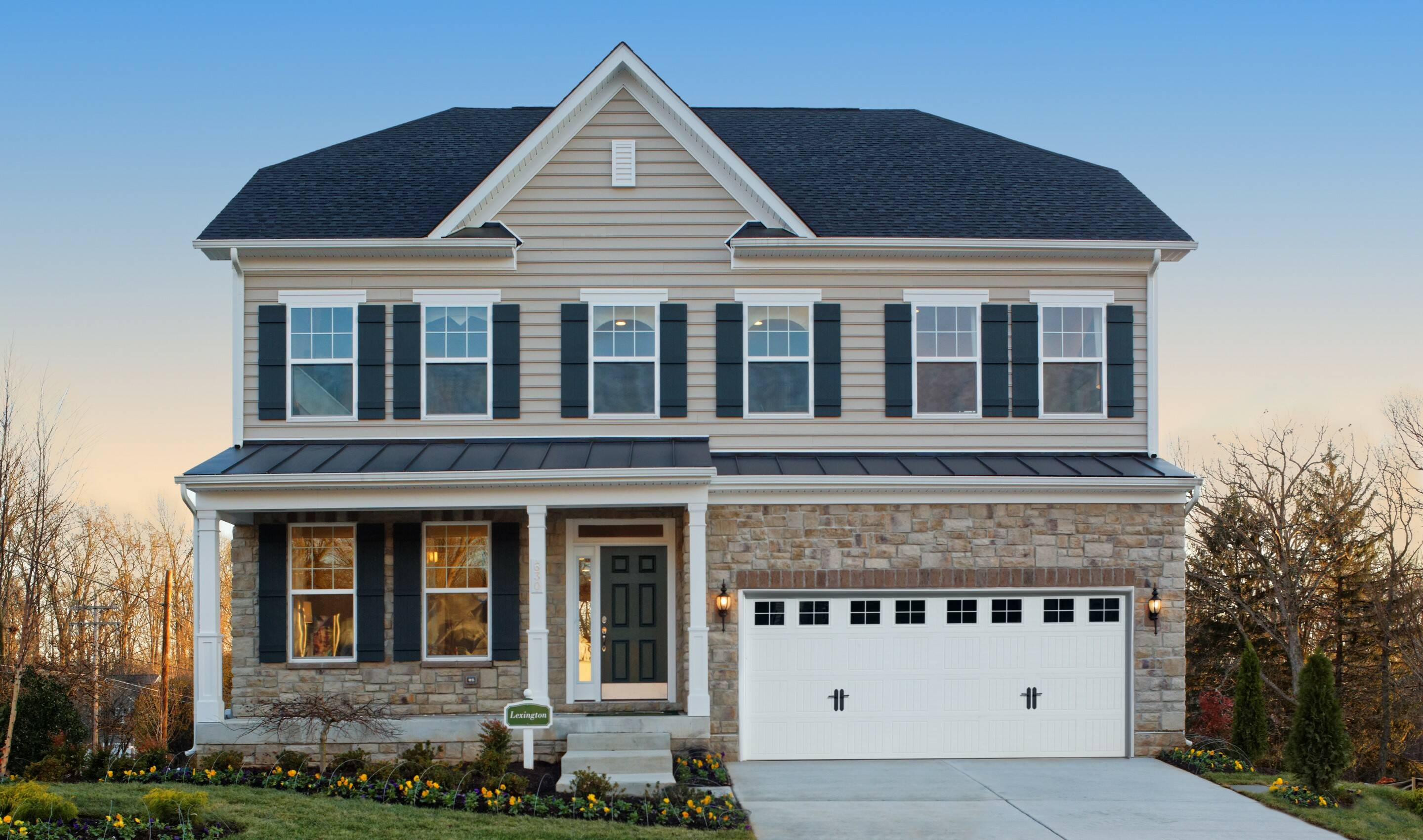 Caton 39 S Reserve New Homes In Catonsville Md