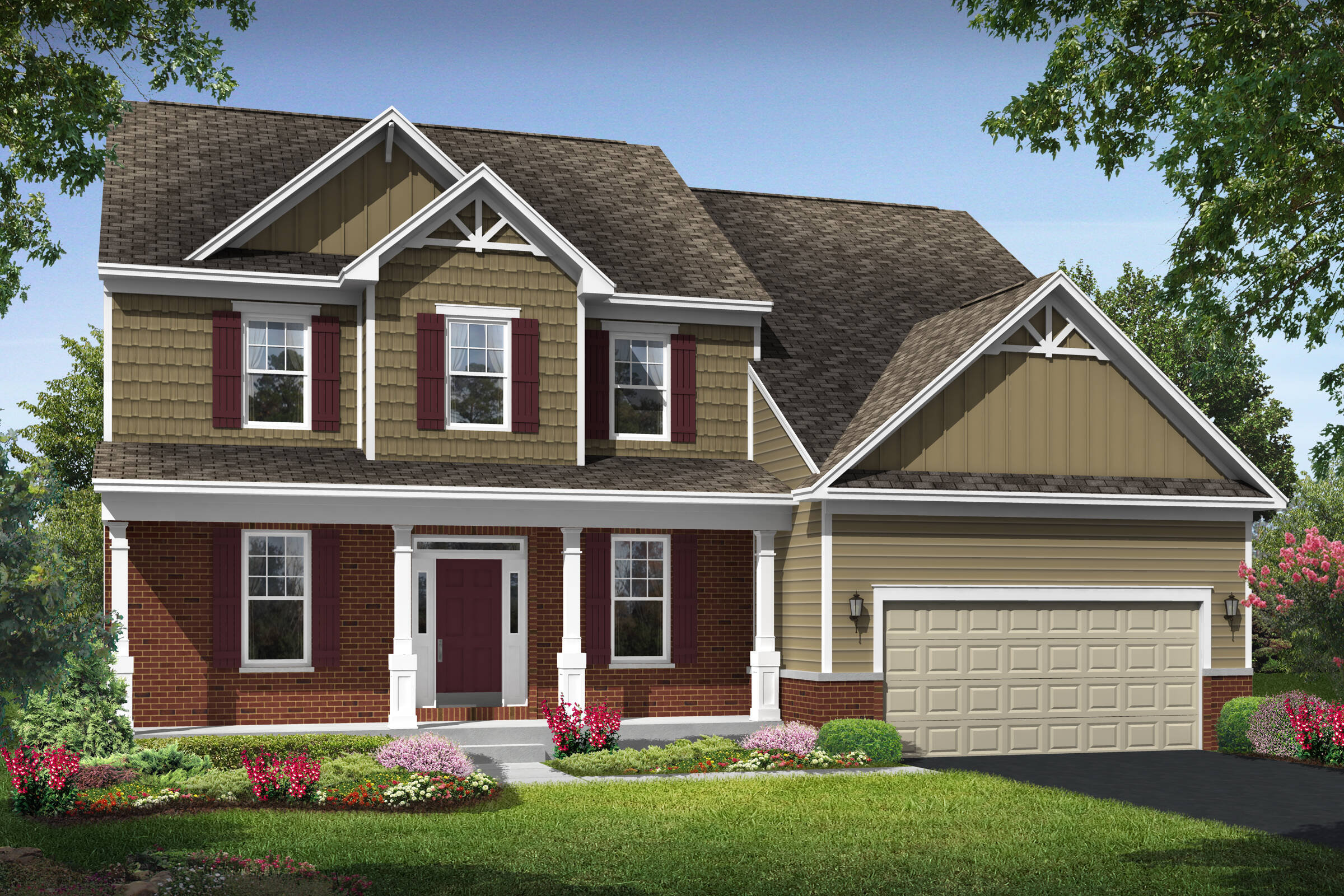 shelton dt new homes at ashers farm in maryland
