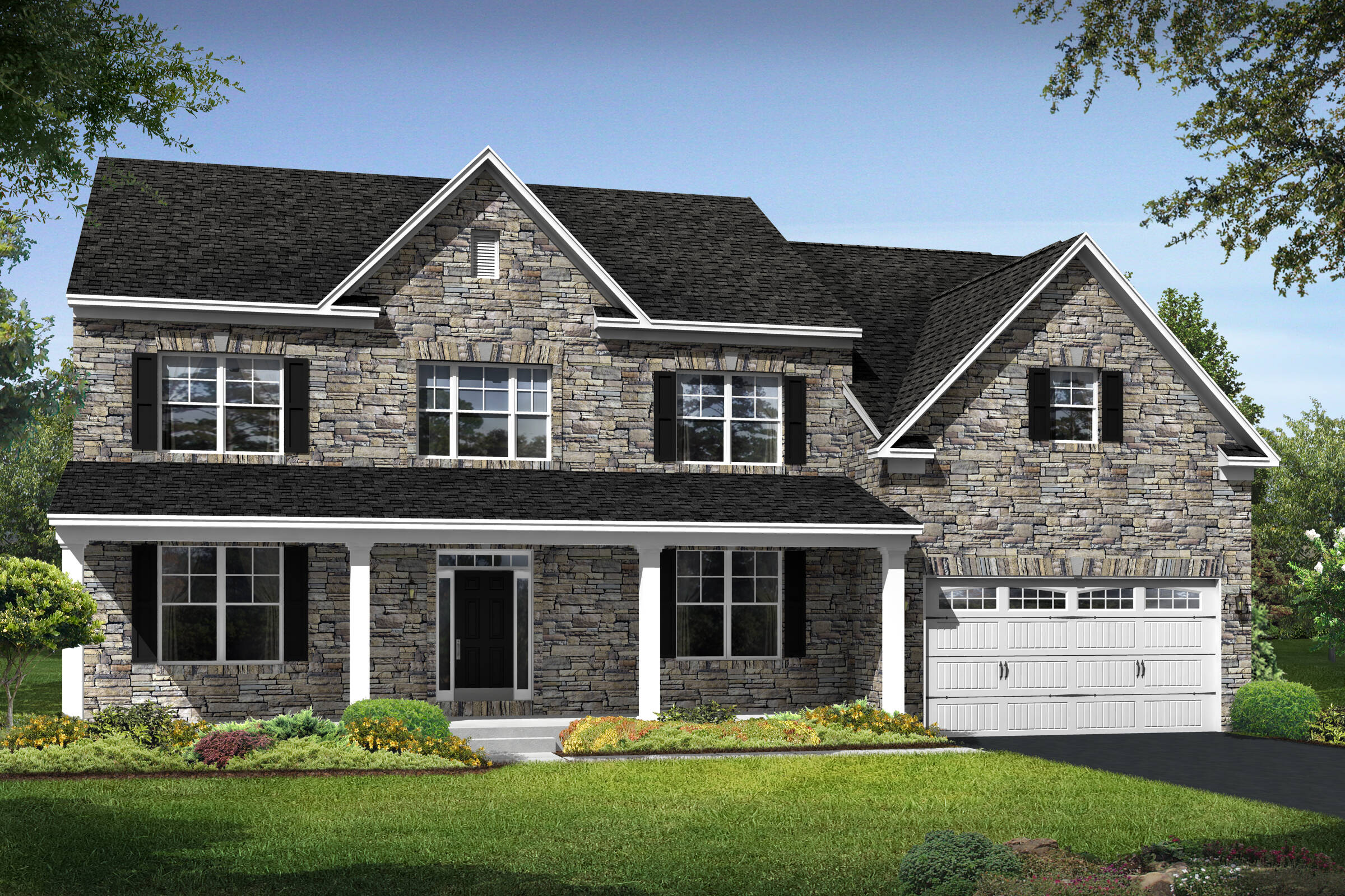 manhattan bb new homes at magness farm in maryland
