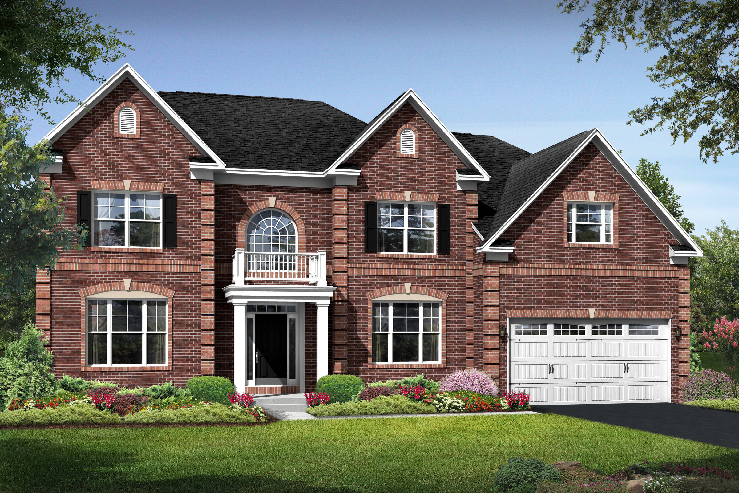 manhattan c new homes at magness farm in maryland