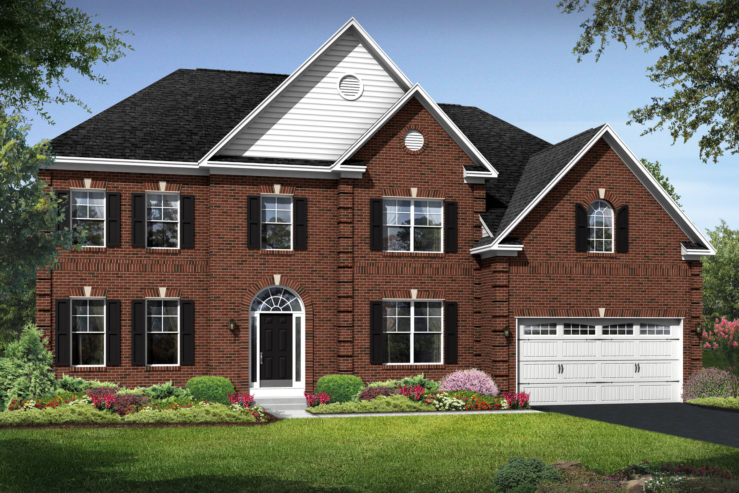 manhattan db new homes at magness farm in maryland