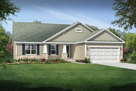 Build on Your Lot Home Designs - K. Hovnanian® Homes