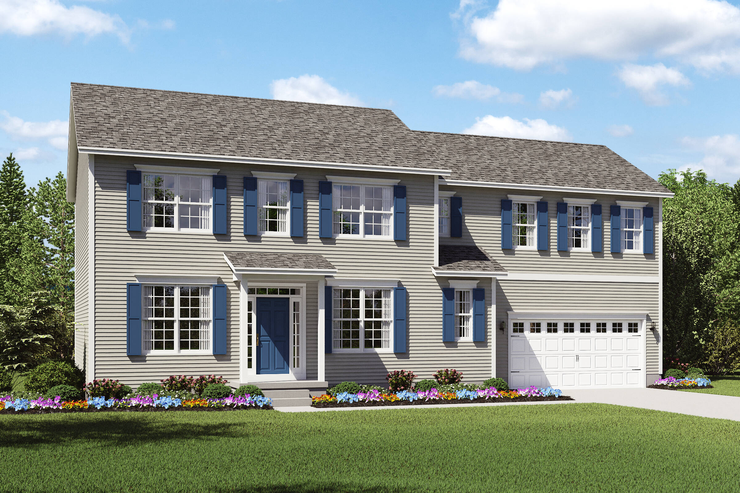 Build On Your Lot Home Designs Pendleton Ii