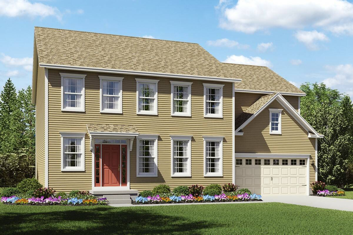 Build On Your Lot Home Designs Thorndale