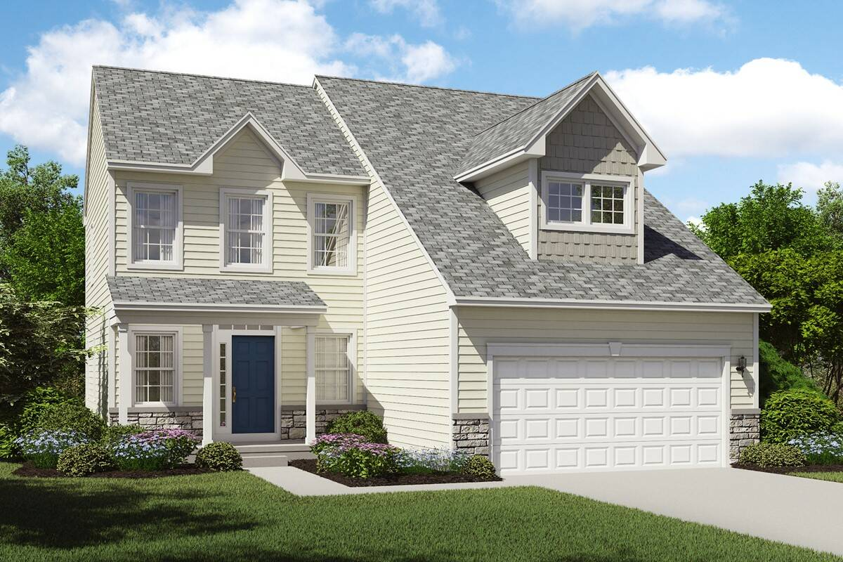 Herrington Place New Homes In Reminderville Oh
