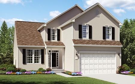 Barrington A New Home Designs In Northeast Ohio