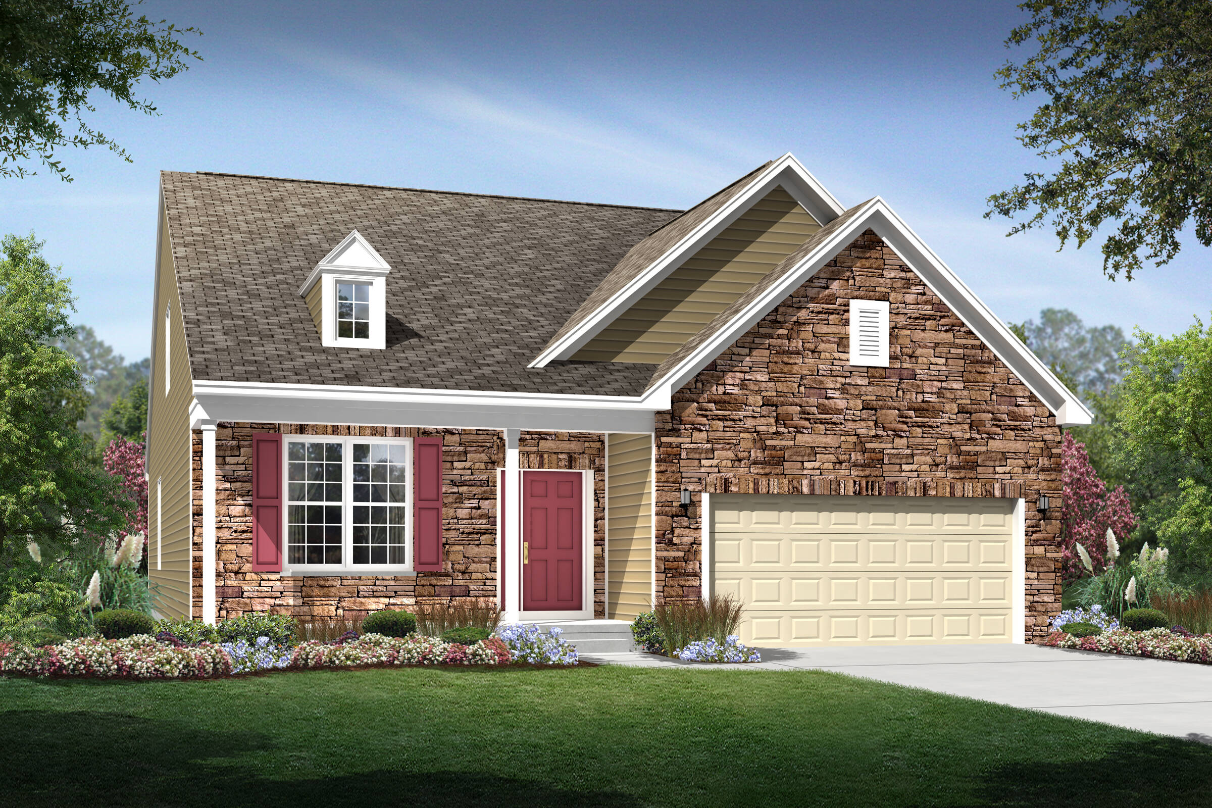 brookline c stone greater cleveland new homes