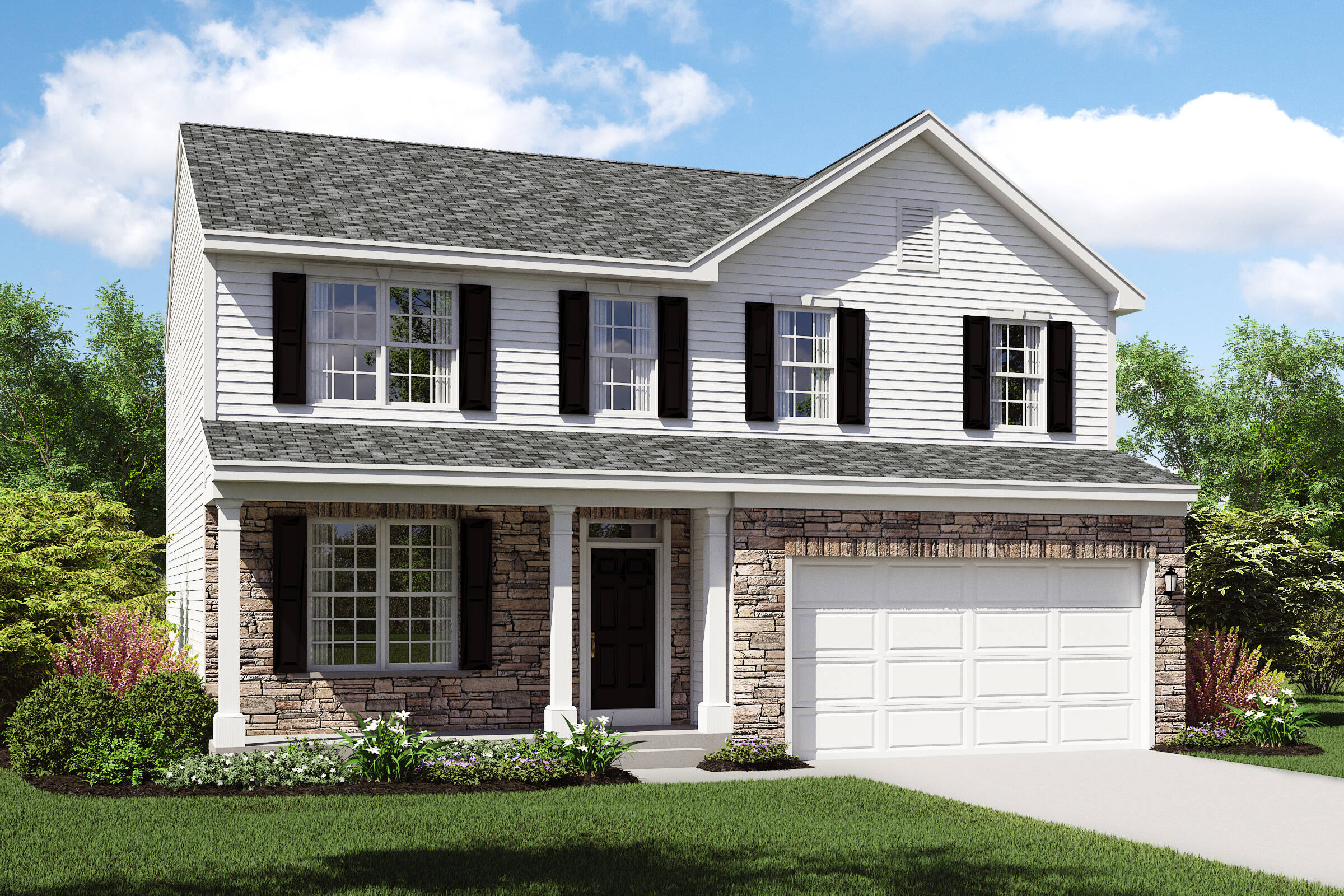 hanover c stone edg new cleveland home designs