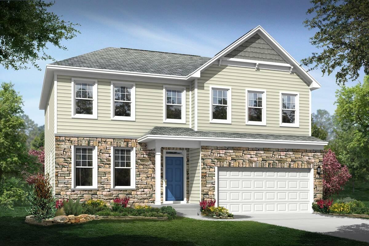 100+ [ Mi Homes Design Center Easton ]   Meadow Lakes New Homes In ...