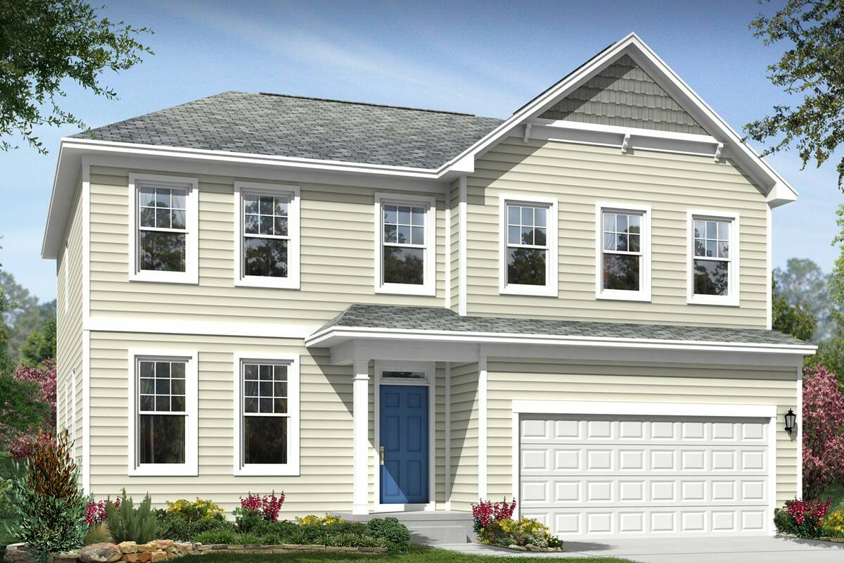 Herrington Place - New Homes in Reminderville, OH