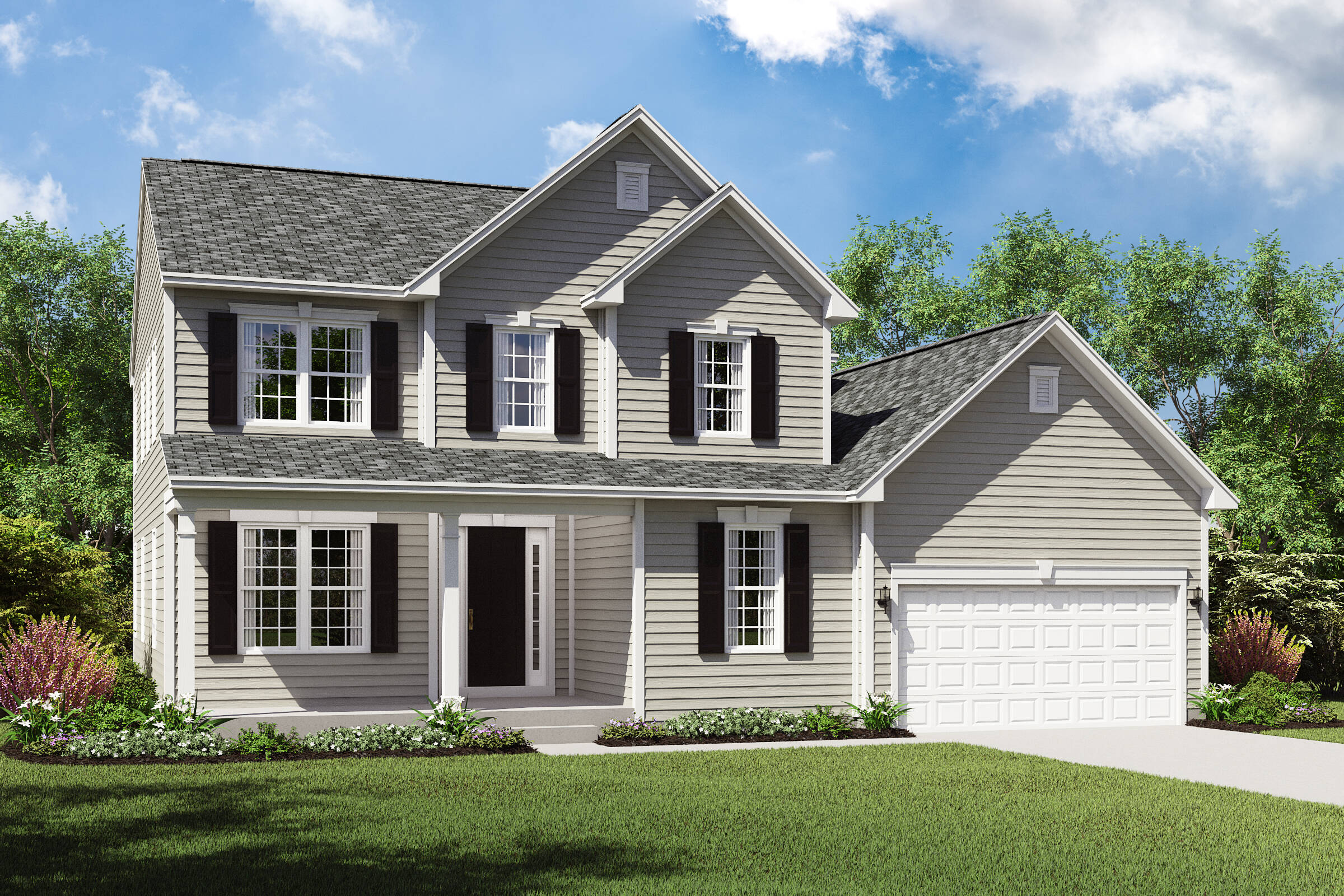 hopewell cs new single family homes northeast ohio