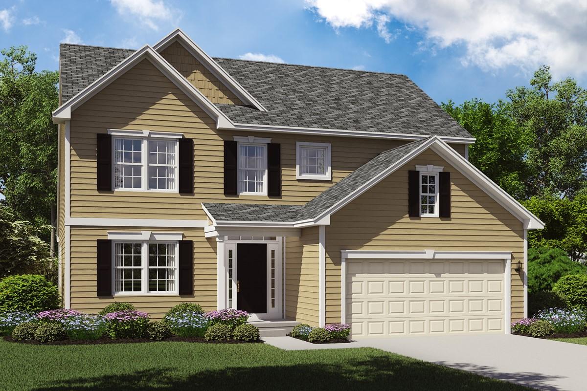 Village Glen New Homes In Madison Village Oh