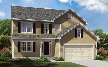 Loren C2 2800x1700 New Home Designs First Floor Owners Suite Oakridge C Northeast Ohio