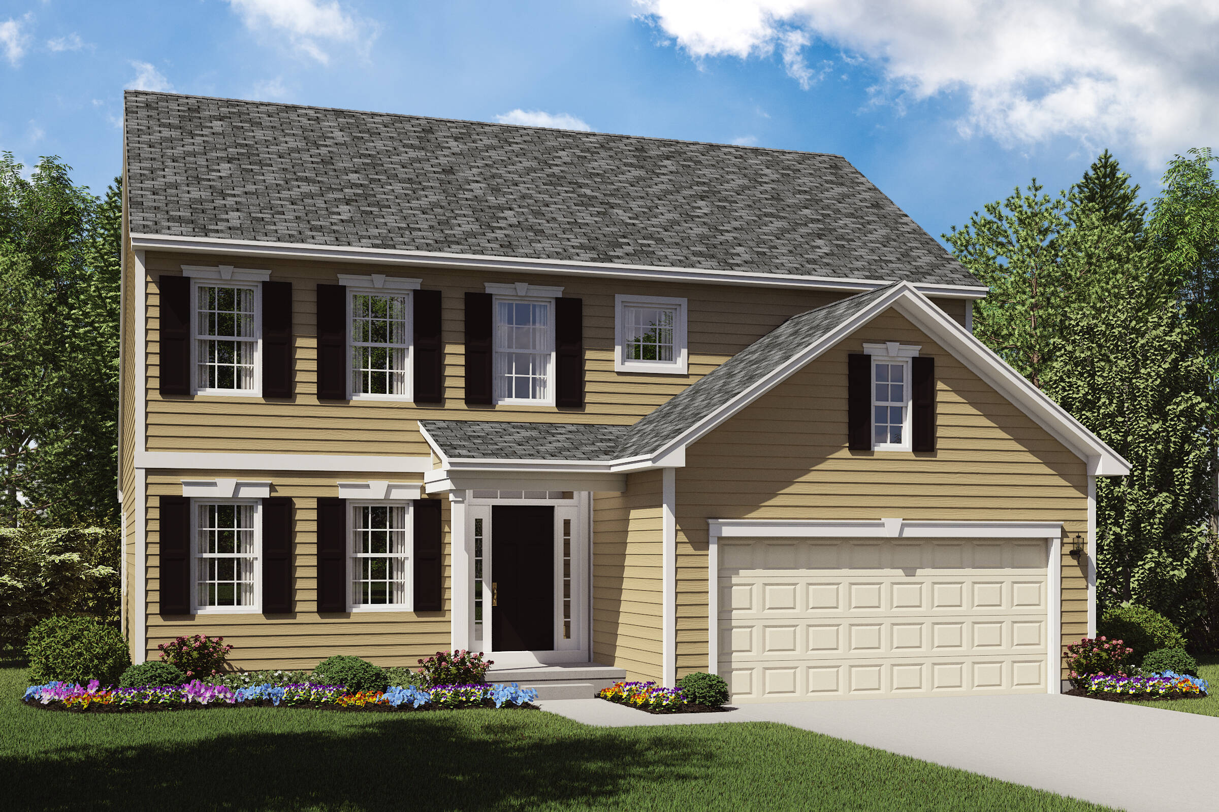 new home designs oakridge a northeast ohio