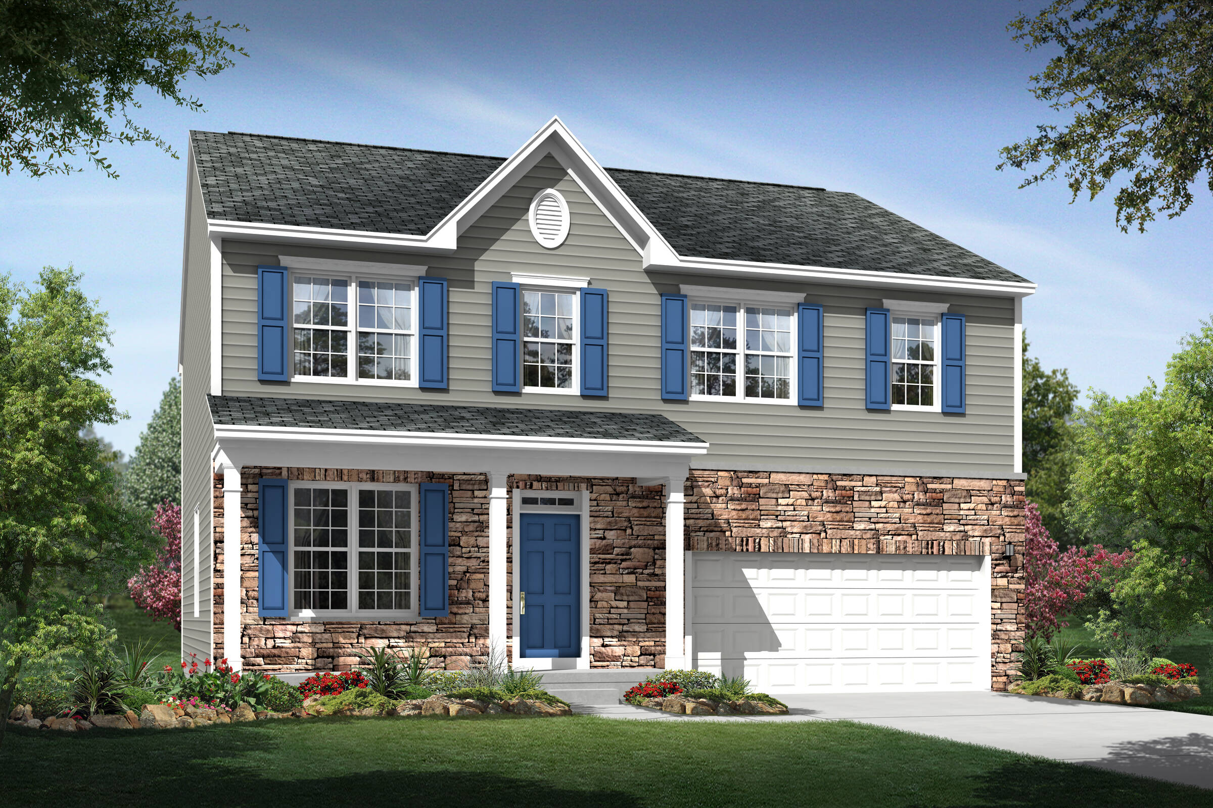 tomasen c stone new homes in northeast ohio
