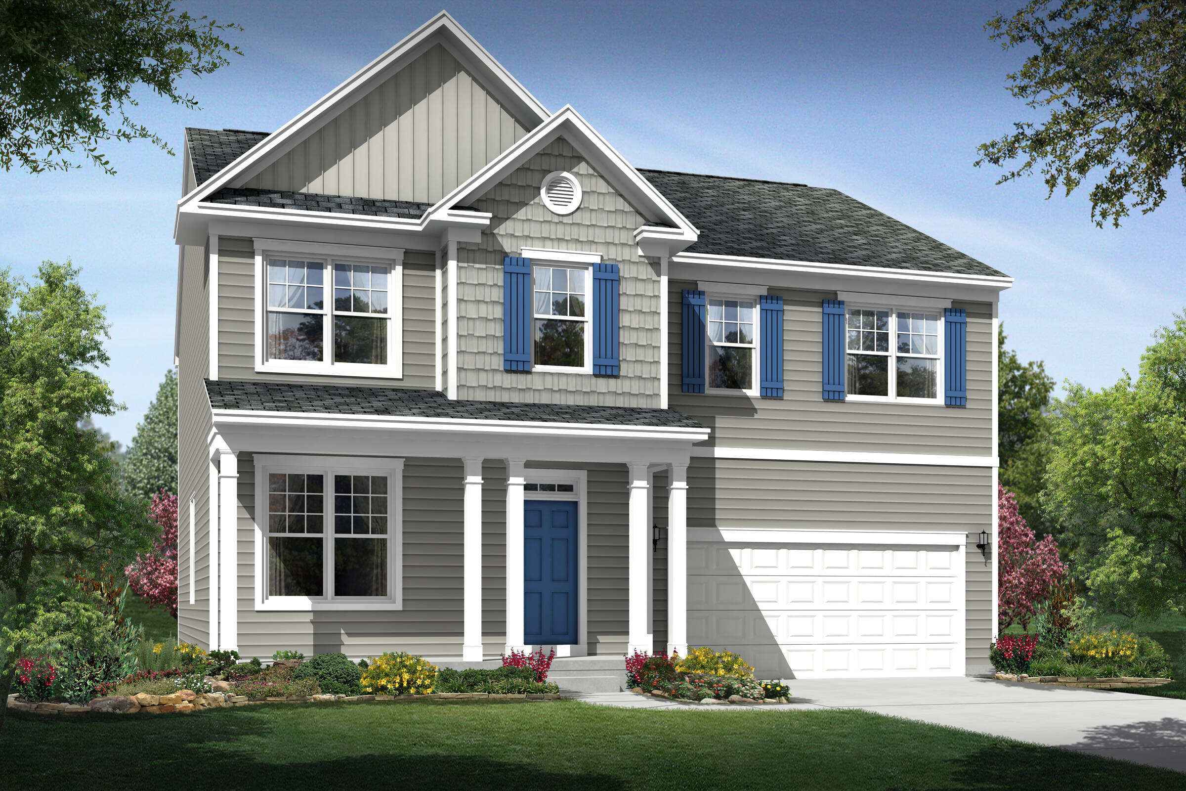 tomasen d2 new home designs in northeast ohio