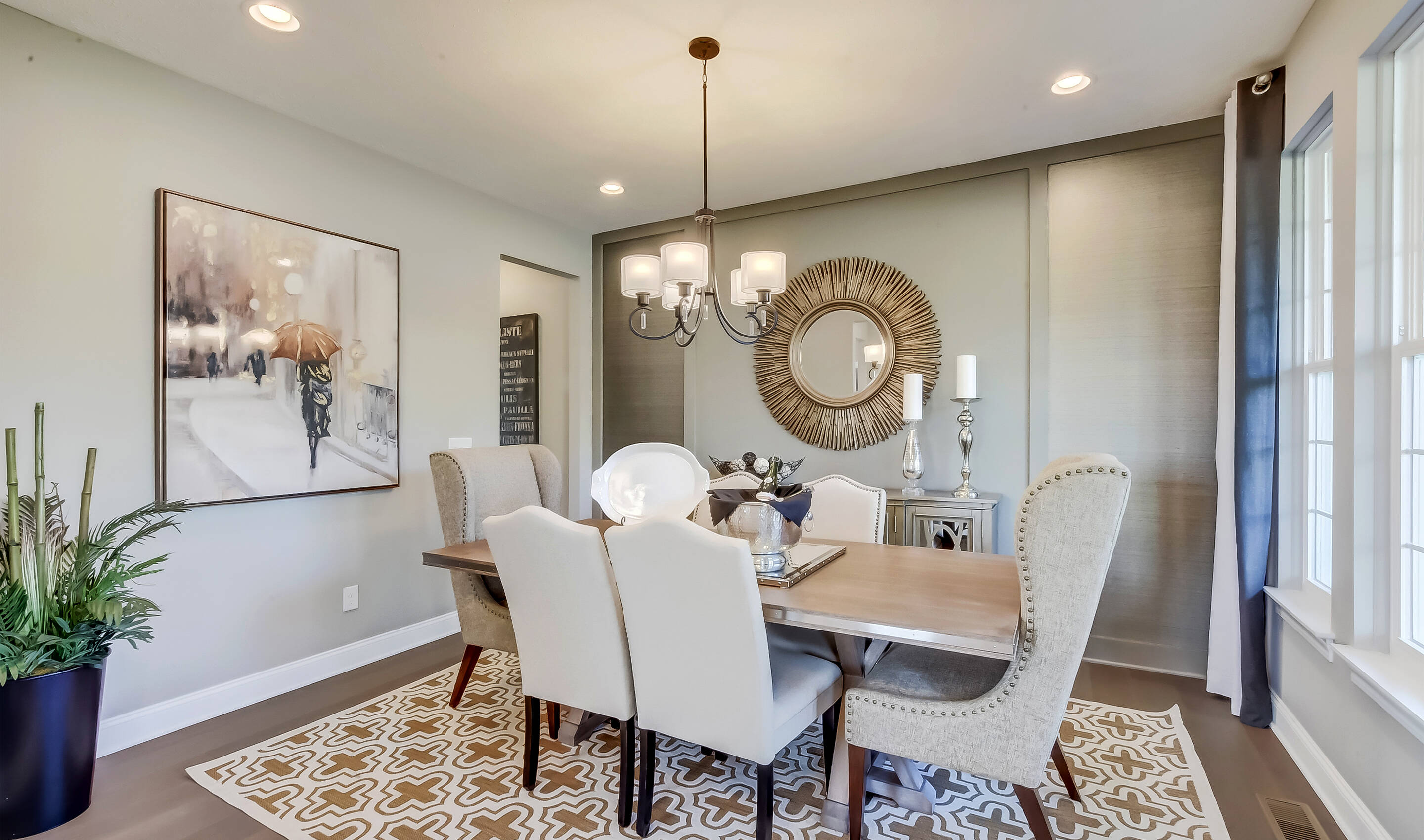 Norton Place - Beaumont - Dining Room-1