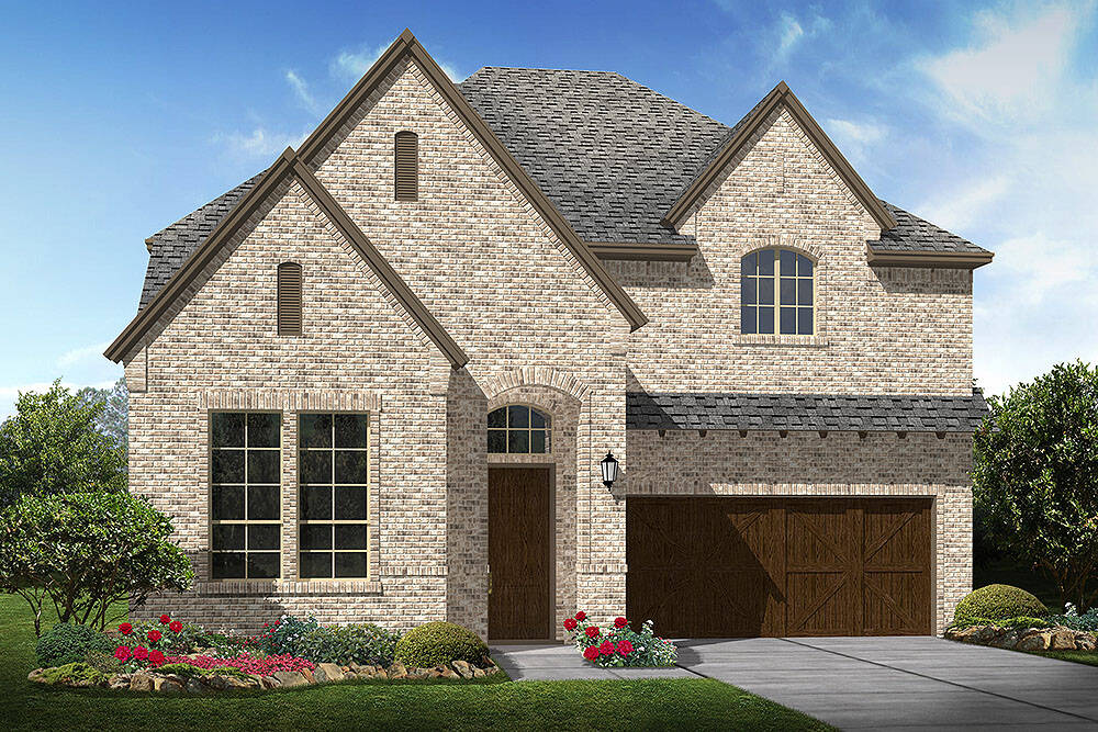 Amberdale V A new homes Irving Texas