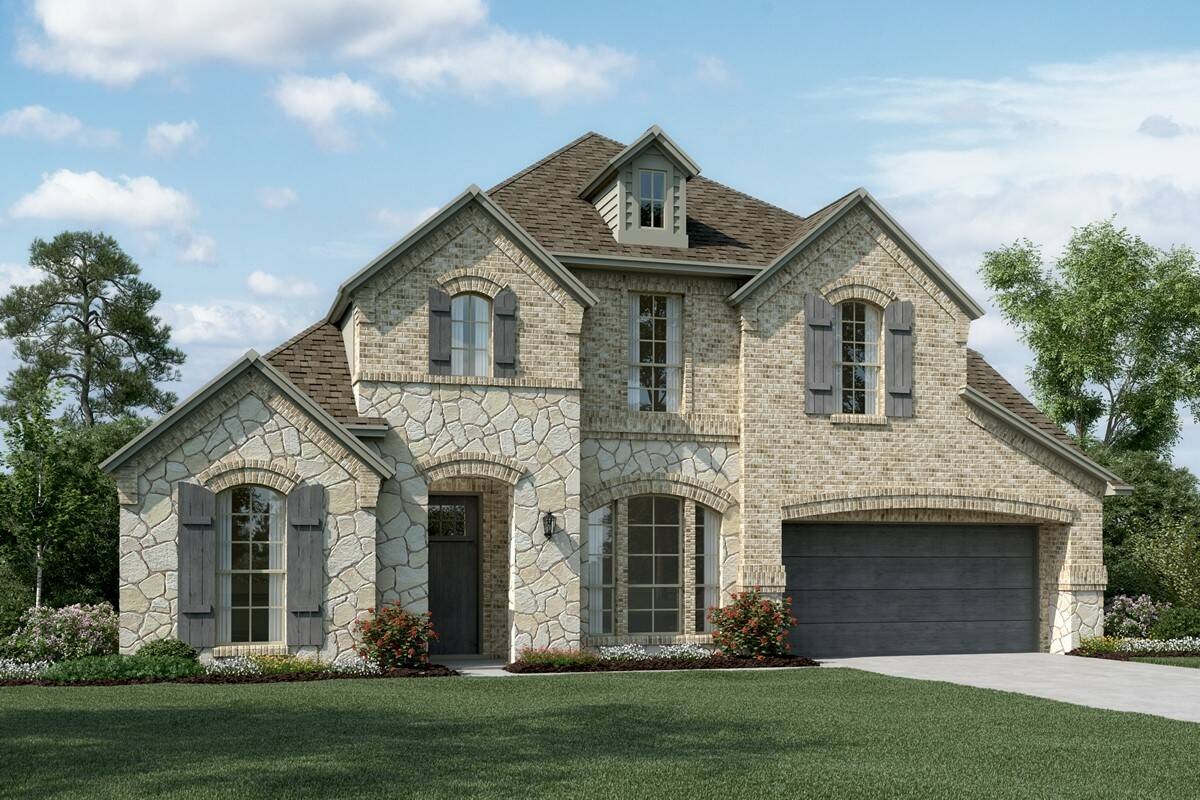 Liberty - New Homes in Melissa, TX