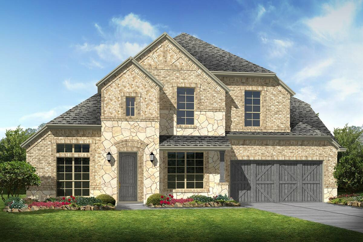 Creekside estates clarendon ii for New home source dfw