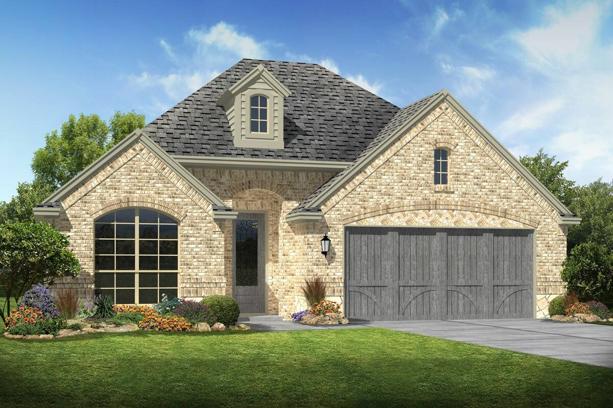 Light Farms Sage New Homes In Celina Tx