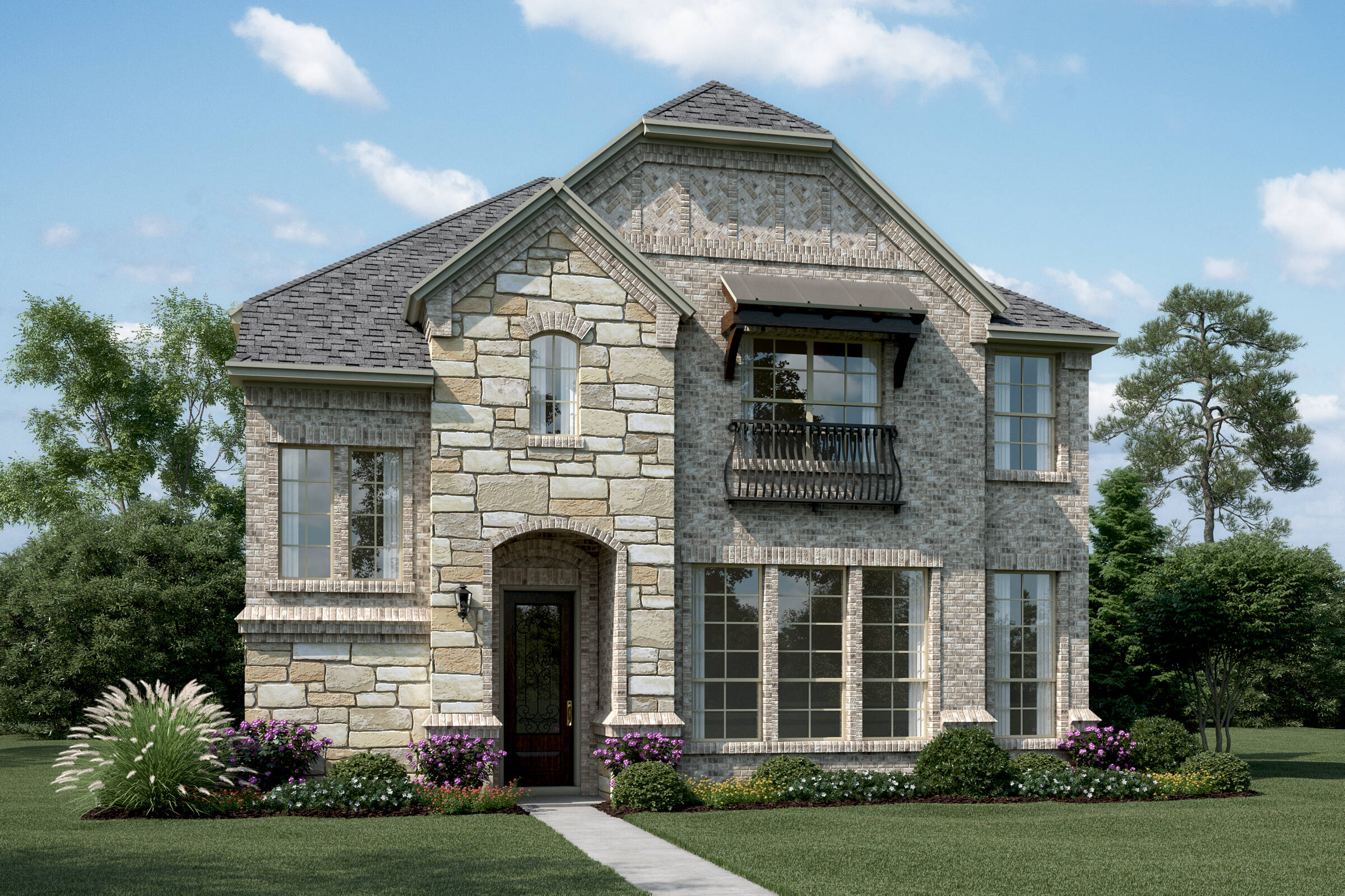 Riverchase S Stone new homes Dallas TX