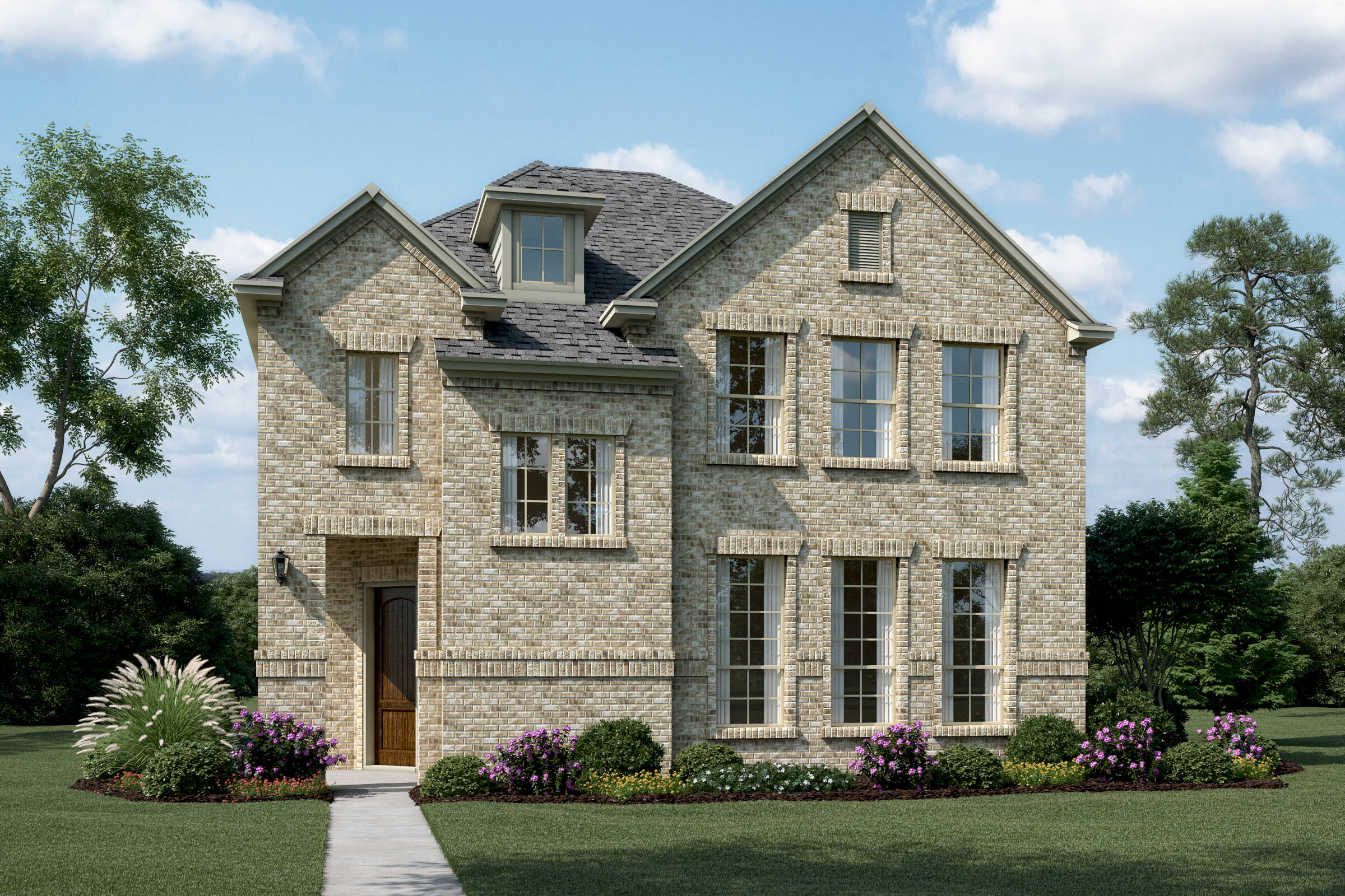 Riverchase-II-R-Elev-new-homes-near-dallas-tx