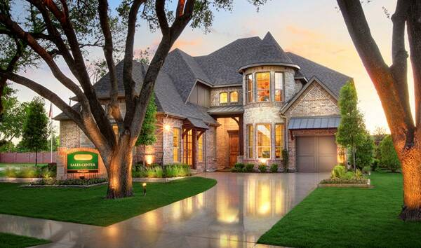 Liberty Crossing New Homes In Frisco Tx