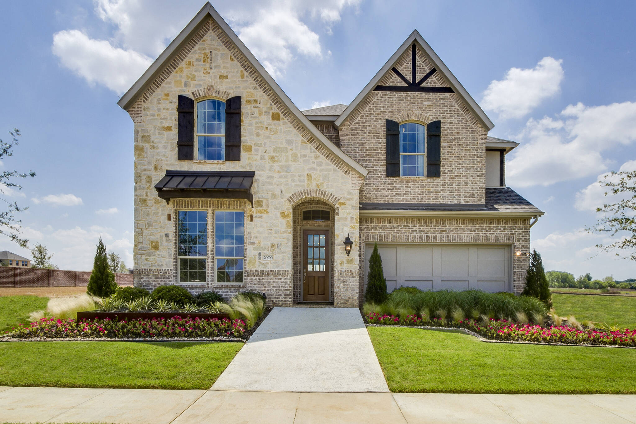 Encore of Las Colinas New Homes in Irving TX