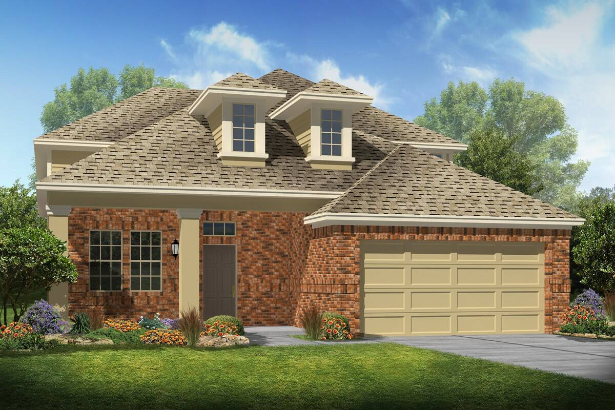 Westwood New Homes In League City Tx