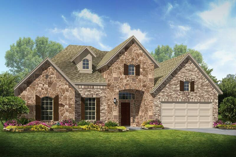 Enclave at NorthPointe - 65\' Homesites - New Homes in Cypress, TX
