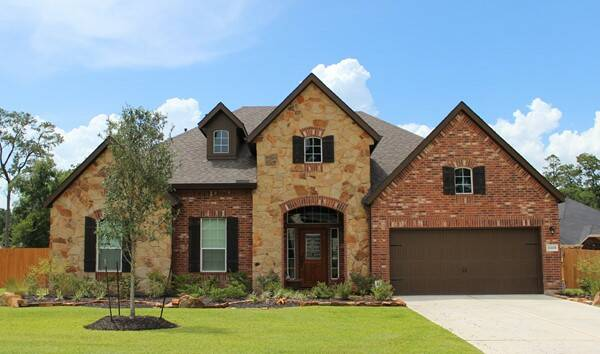 Sellers station new homes in baytown tx for New homes source