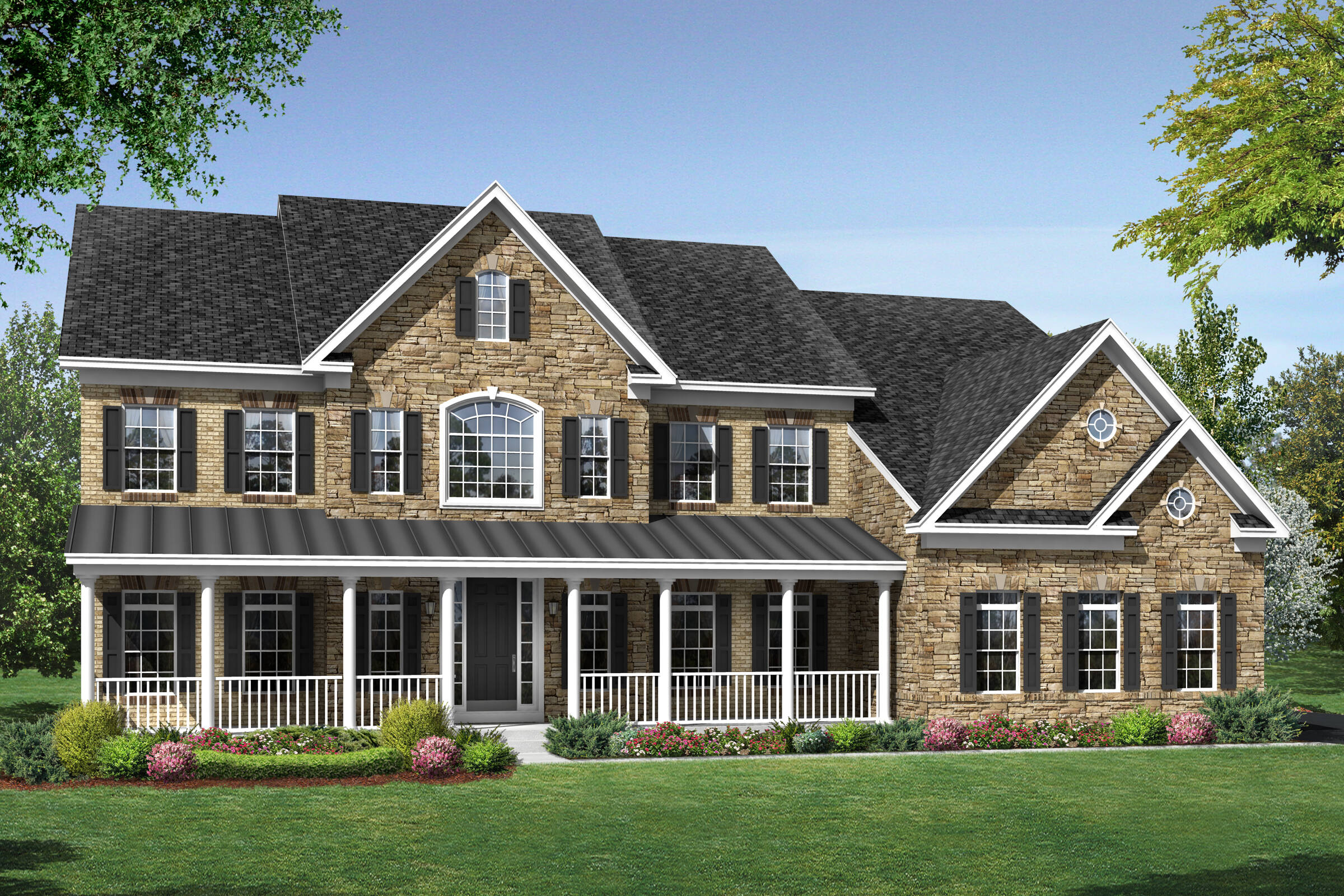 arlington b country new homes at crooked creek