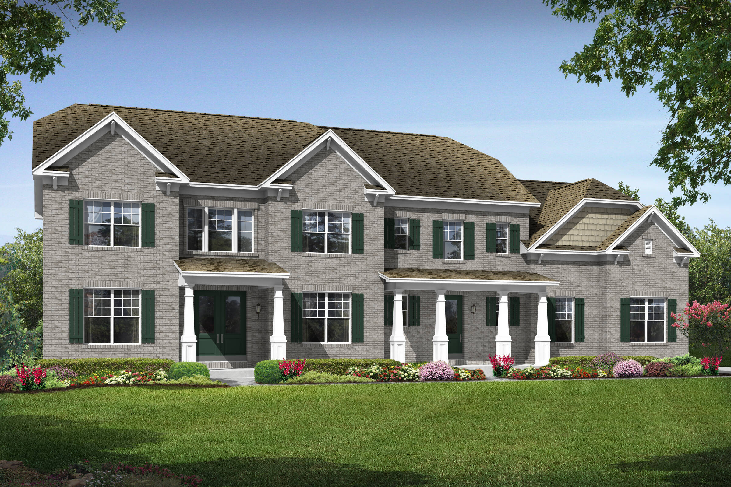 rosewell e new homes at crooked creek