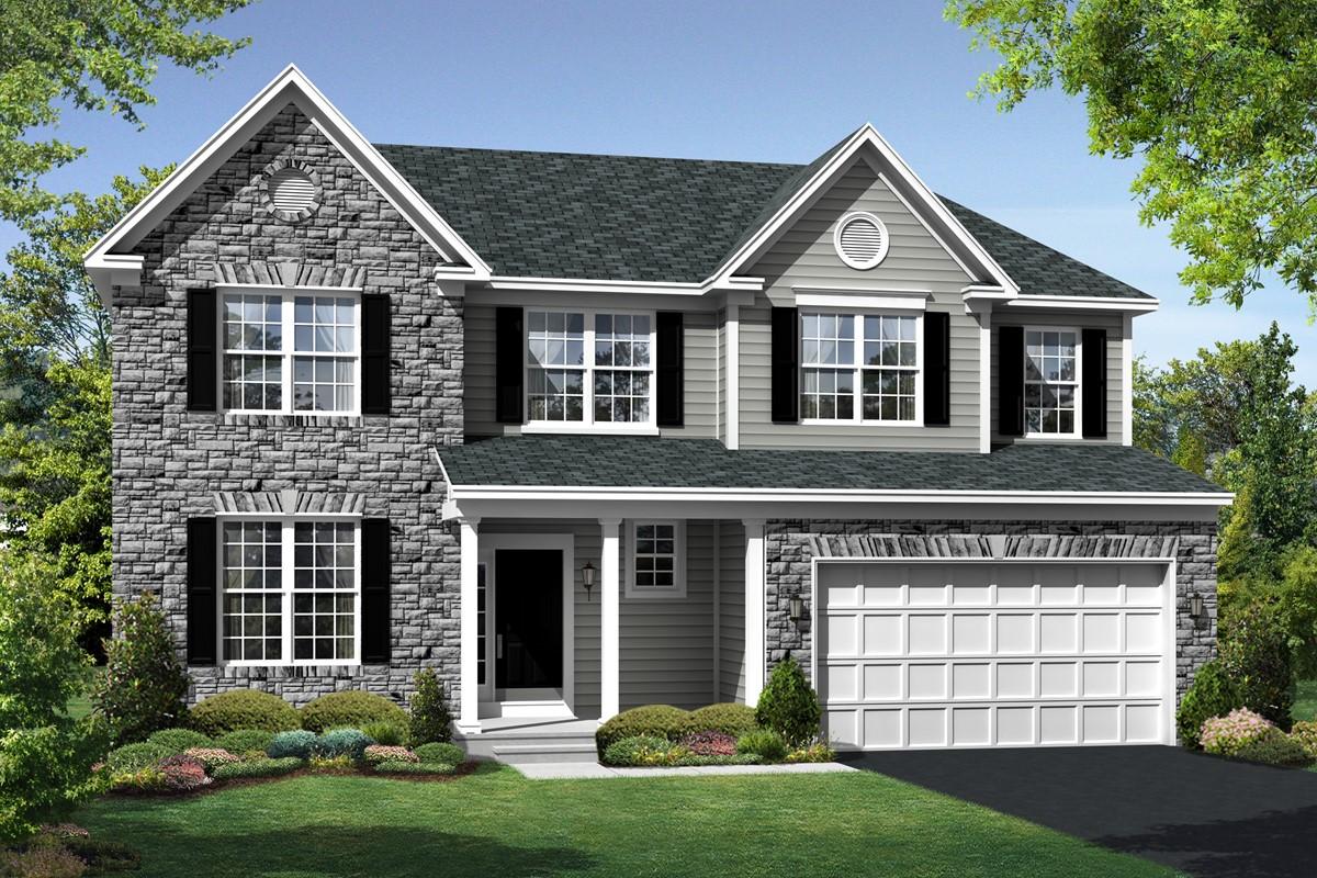 K Hovnanian Homes Floor Plans Pa