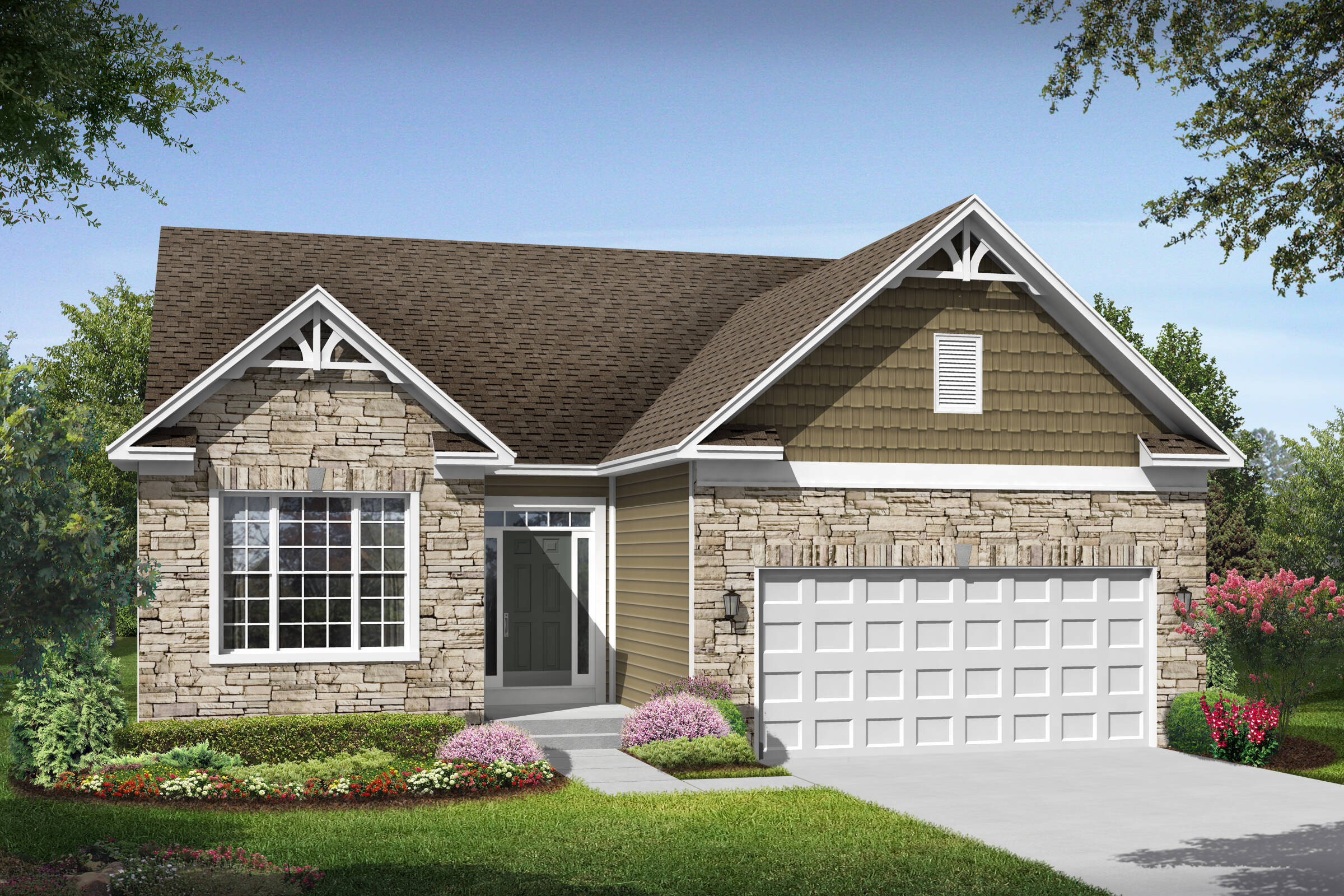 loren ct new homes at leeland station in virginia