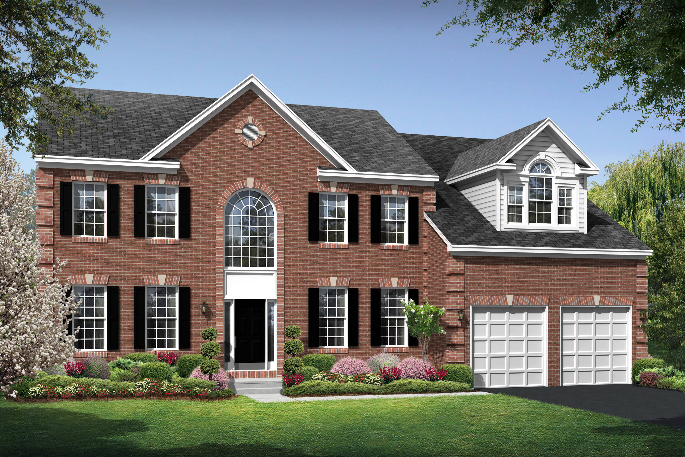 colorado traditional new homes at reserves at leeland station in virginia