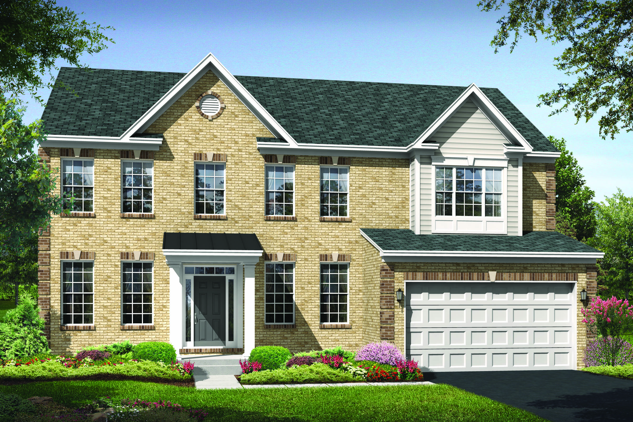 delaware gb new homes at reserves at leeland station in virginia