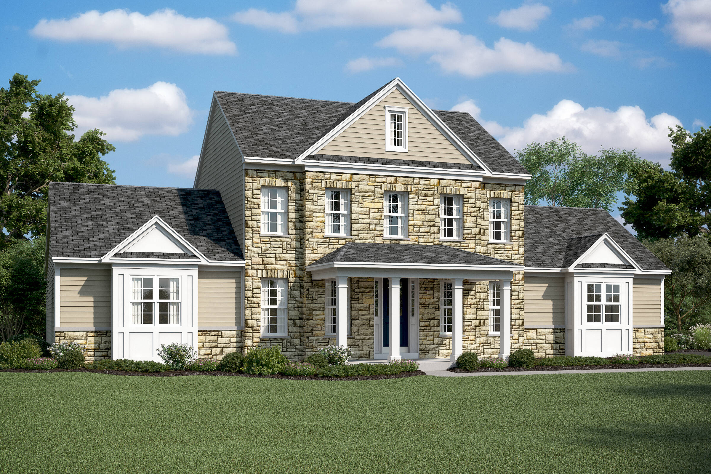 san michele gt new homes at reserves at wheatlands in virginia