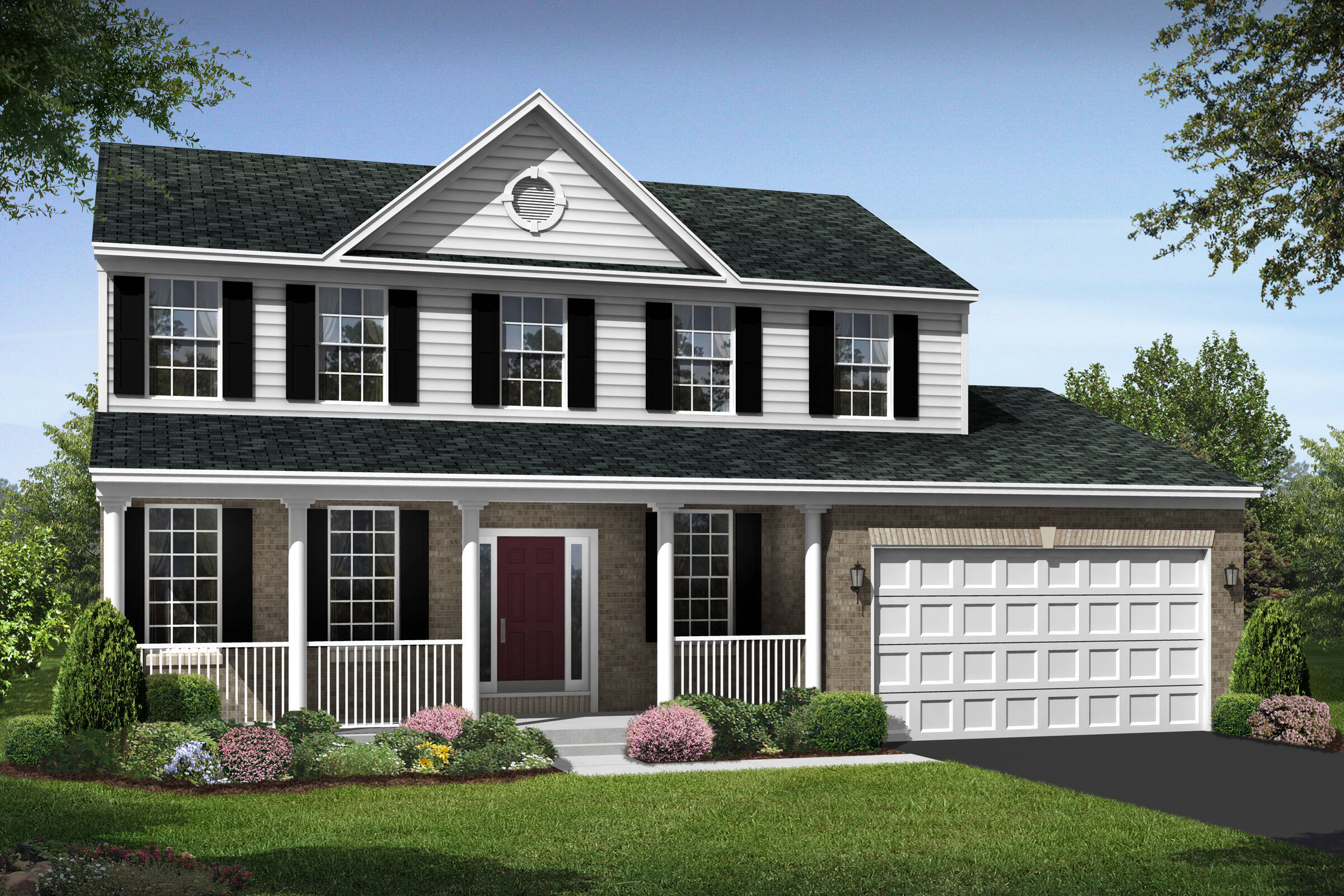 dakota country new homes at shenandoah springs in west virginia