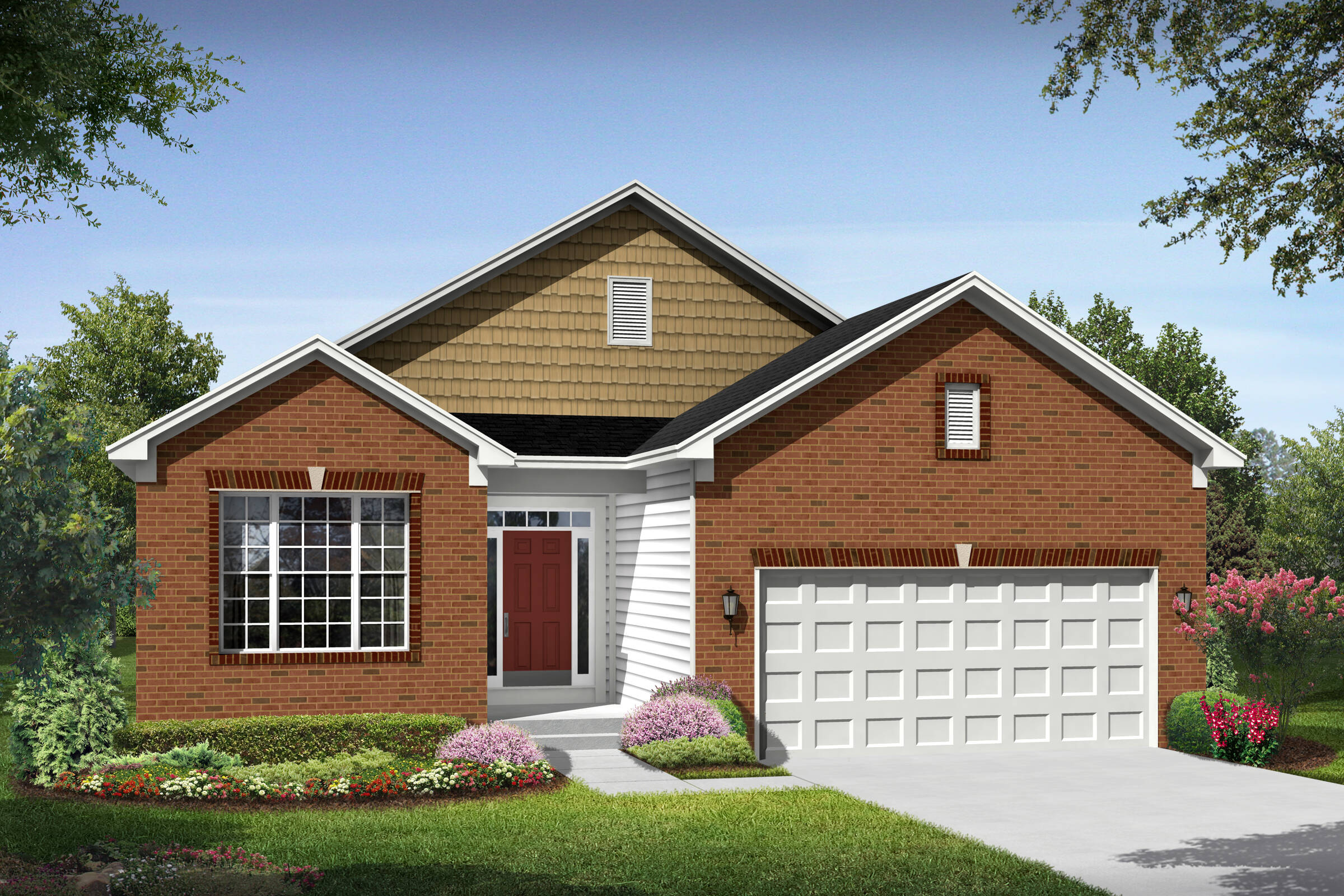 loren ab new homes at shenandoah springs in west virginia