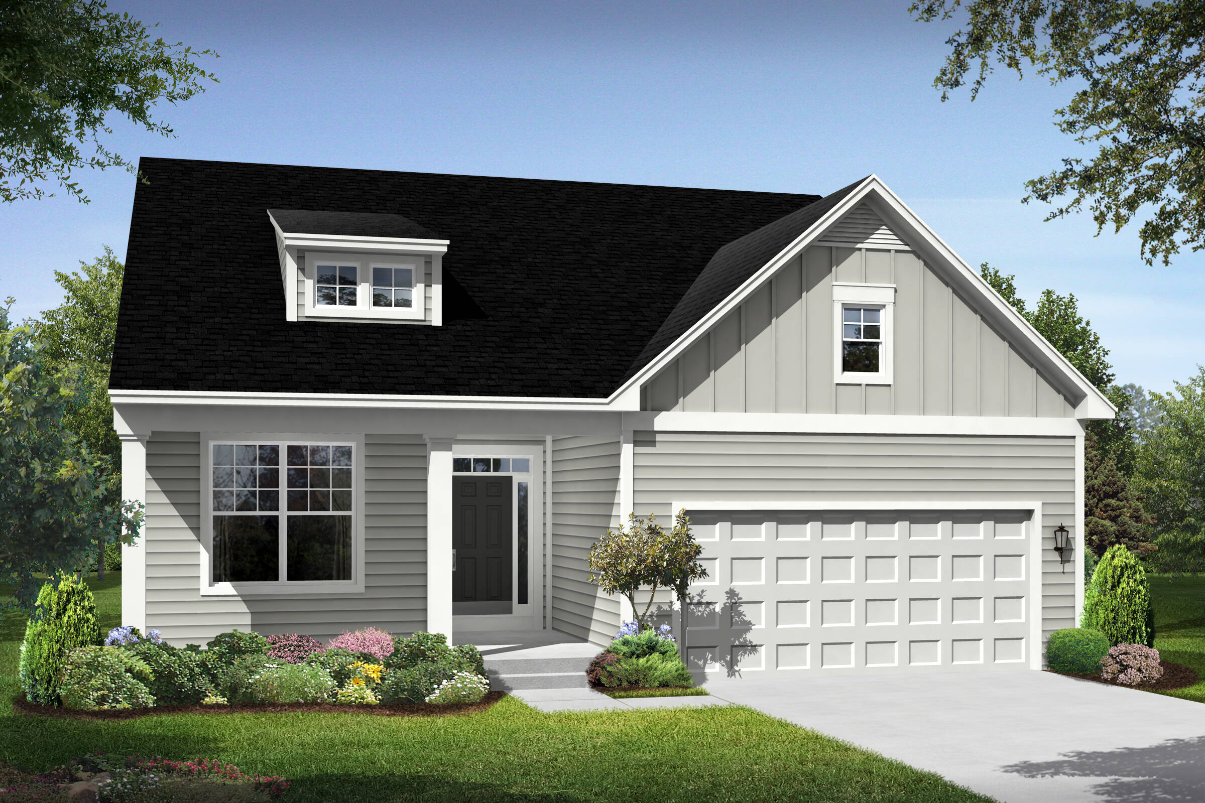 loren ds new homes at shenandoah springs in west virginia