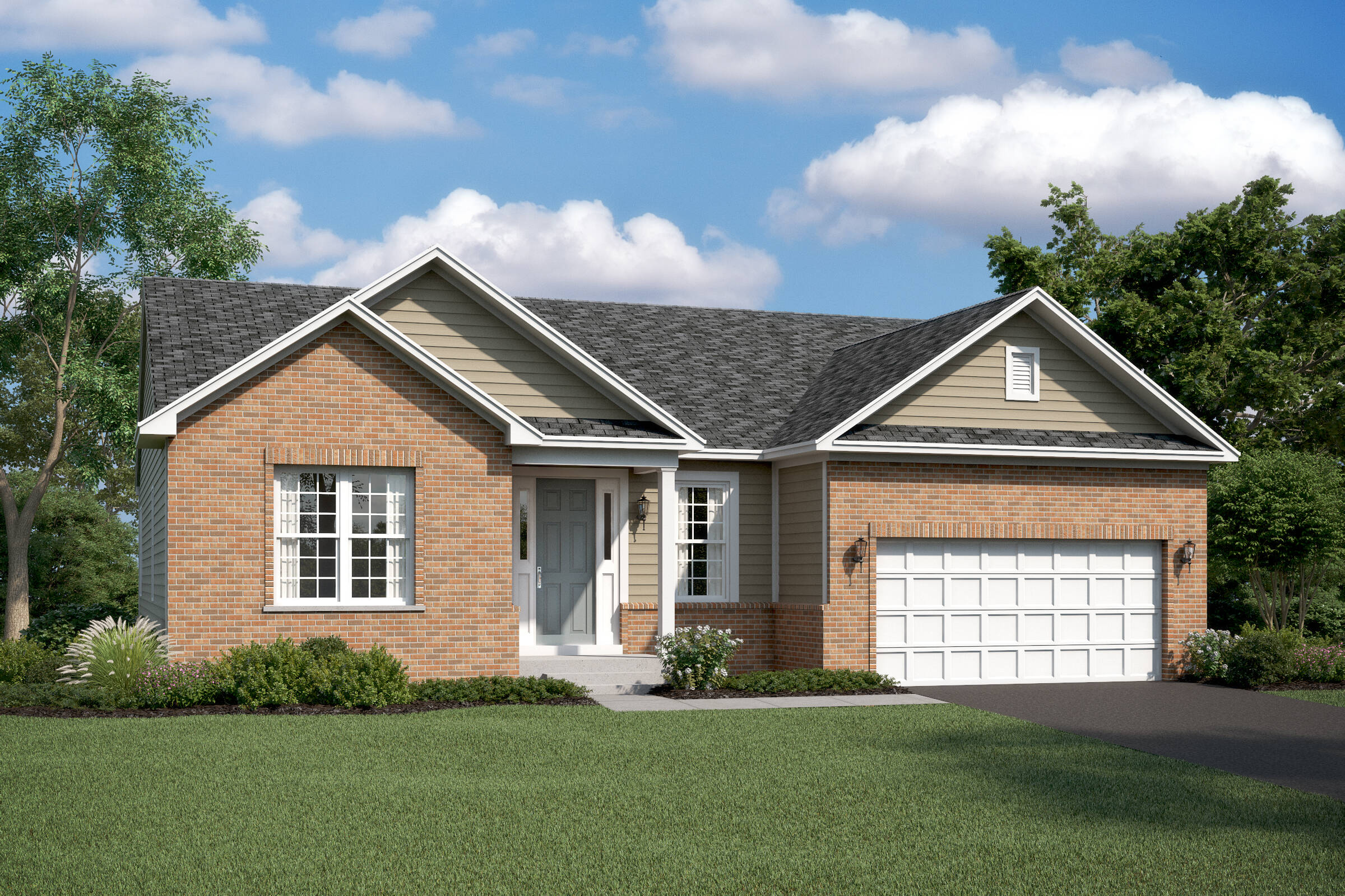 st michael cb new homes at shenandoah springs in west virginia